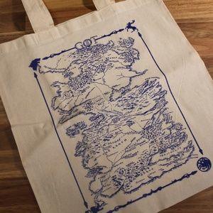 2/$15✨ NWOT Game of Thrones Westeros tote bag